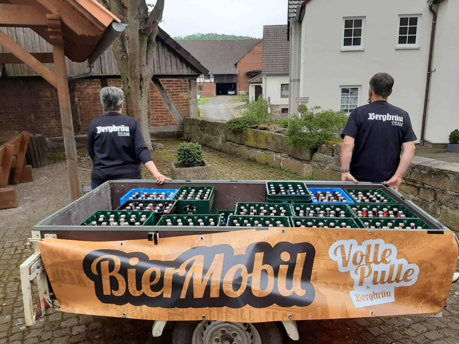 BierMobil in Bollensen
